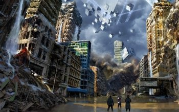 Sci Fi - Apocalyptic Wallpapers and Backgrounds ID : 492498