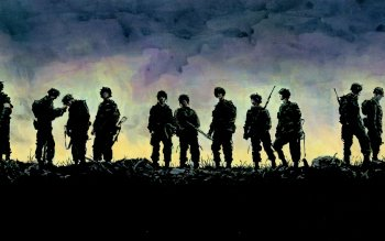 Televisieprogramma - Band Of Brothers Wallpapers and Backgrounds ID : 492599
