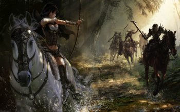 Fantasy - Archer Wallpapers and Backgrounds ID : 493013