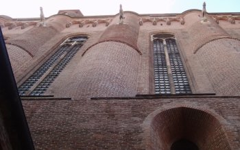 Religious - Albi Cathedral Wallpapers and Backgrounds ID : 493081