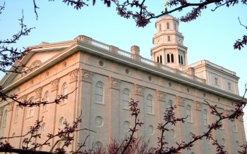 Religious - Nauvoo Temple Wallpapers and Backgrounds ID : 493276
