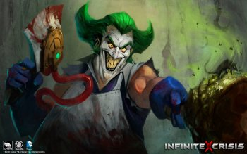 Video Game - Infinite Crisis Wallpapers and Backgrounds ID : 493297