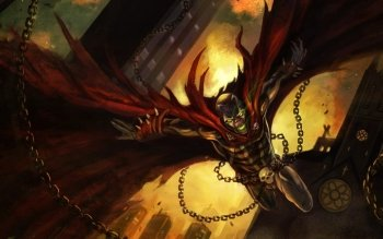Comics - Spawn Wallpapers and Backgrounds ID : 493431