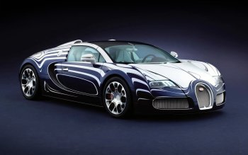 Fordon - Bugatti Veyron Grand Sport L'Or Blanc Wallpapers and Backgrounds ID : 493795