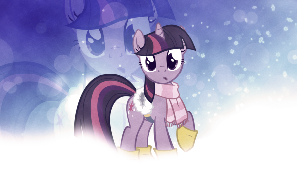 TV Show My Little Pony: Friendship is Magic My Little Pony Twilight Sparkle Vector HD Wallpaper   Background Image