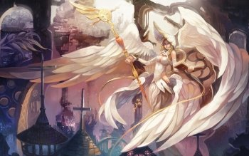Fantasy - Angel Warrior Wallpapers and Backgrounds ID : 494199