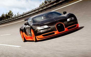 Vehicles - Bugatti Veyron Wallpapers and Backgrounds ID : 494229