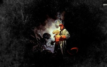 Comics - Hellboy Wallpapers and Backgrounds ID : 494601