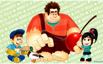 Movie - Wreck-it Ralph Wallpapers and Backgrounds ID : 494910