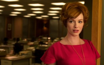 Celebridad - Christina Hendricks Wallpapers and Backgrounds ID : 494968