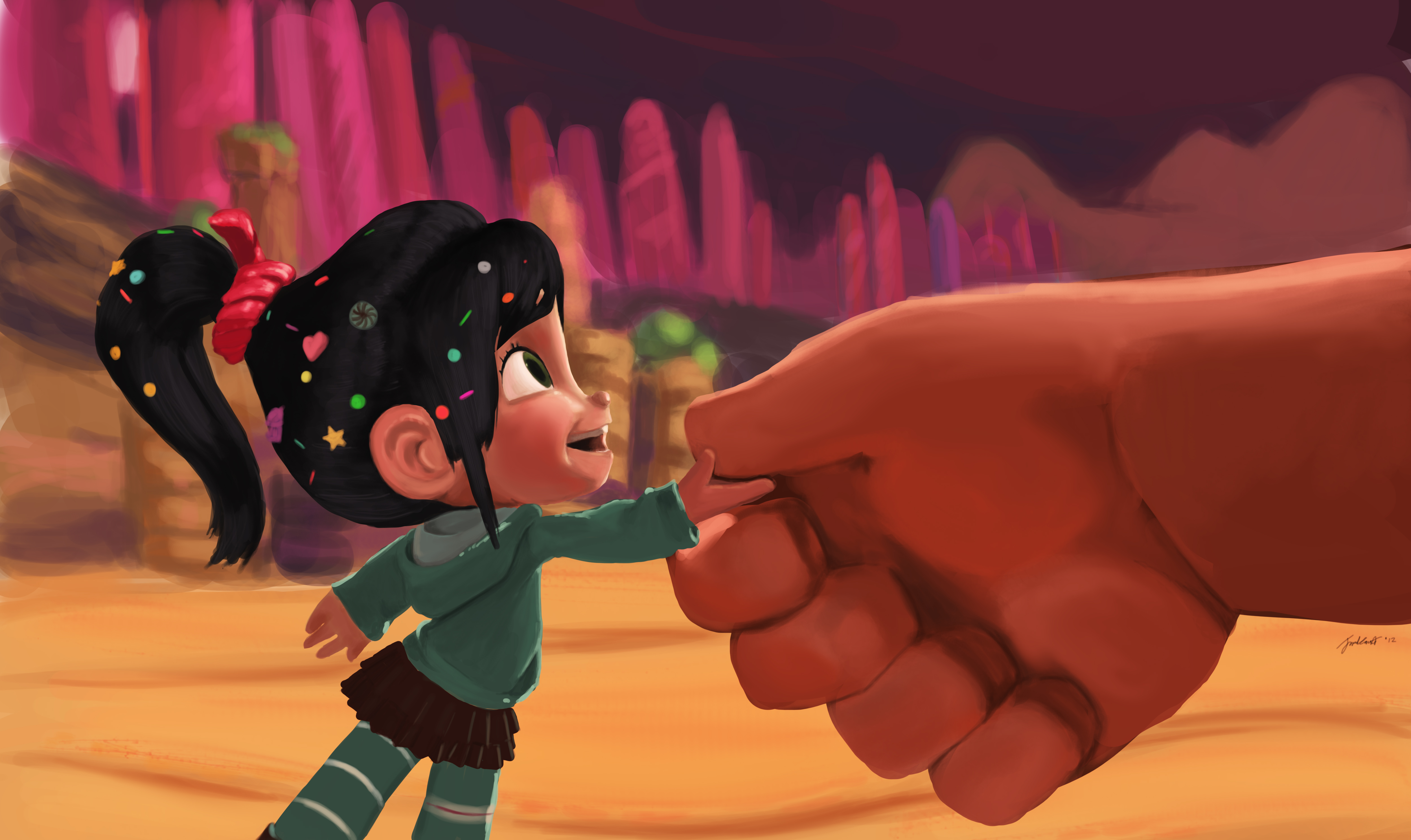 Wreck It Ralph Wallpapers ID495042