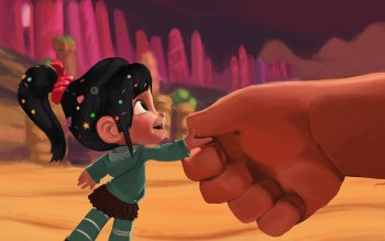 Movie - Wreck-it Ralph Wallpapers and Backgrounds ID : 495042