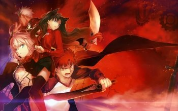 Anime - Fate/stay Night Wallpapers and Backgrounds ID : 495309