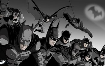 Comics - Batman Wallpapers and Backgrounds ID : 495583