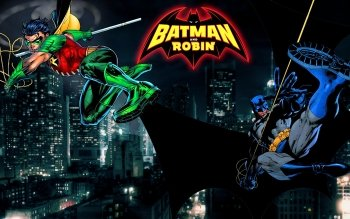 Comics - Batman & Robin Wallpapers and Backgrounds ID : 495590