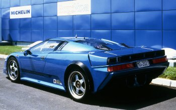 Vehículos - Bugatti EB110 Wallpapers and Backgrounds ID : 495749