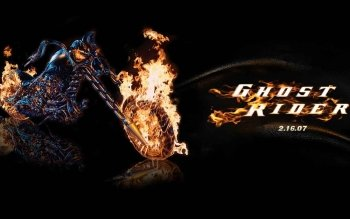 Movie - Ghost Rider Wallpapers and Backgrounds ID : 495758