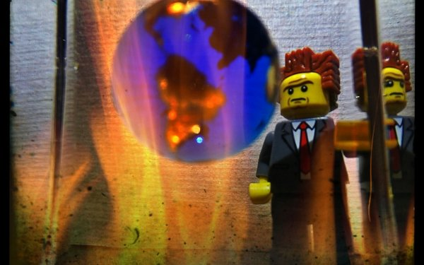 Movie The Lego Movie Lego Lord Business HD Wallpaper   Background Image