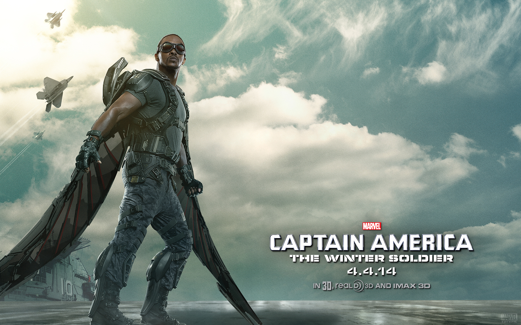 Captain America: The Winter Soldier Computer Wallpapers ...