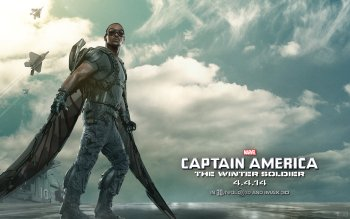 Movie - Captain America: The Winter Soldier Wallpapers and Backgrounds ID : 496026