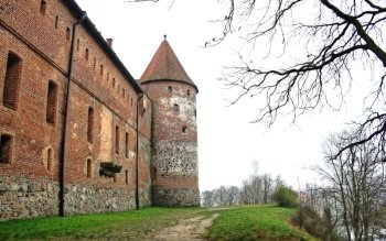 Man Made - Bytów Castle Wallpapers and Backgrounds ID : 496188