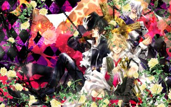 Anime - Pandora Hearts Wallpapers and Backgrounds ID : 496480