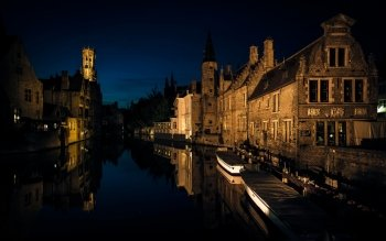 Man Made - Bruges Wallpapers and Backgrounds ID : 496940