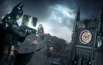 Video Game - Batman: Arkham Knight Wallpapers and Backgrounds ID : 497503