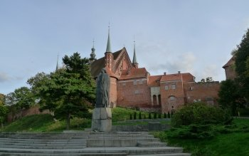 Religious - Frombork Cathedral Wallpapers and Backgrounds ID : 497589