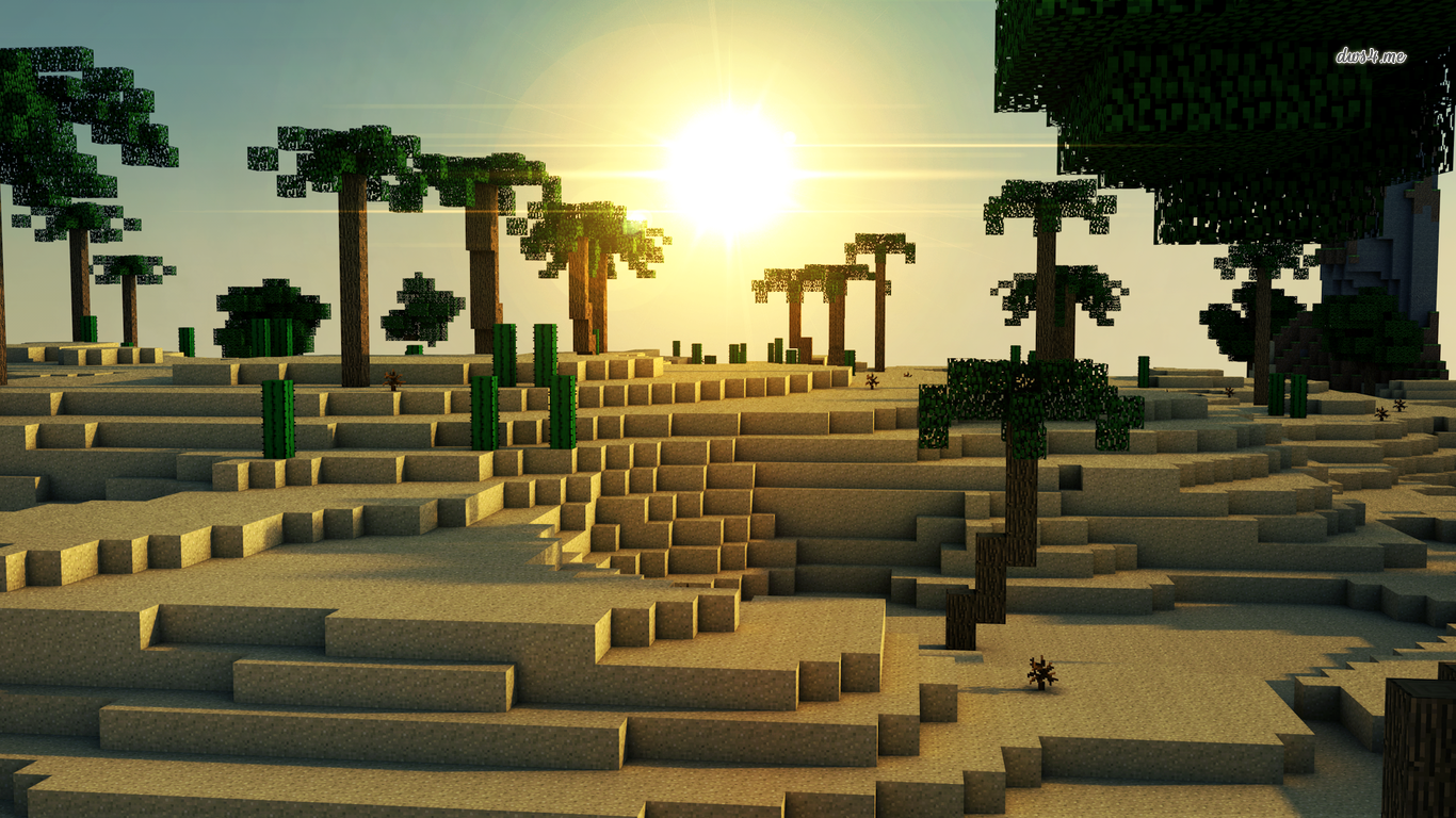 minecraft Wallpaper and Background Image | 1366x768 | ID ...
