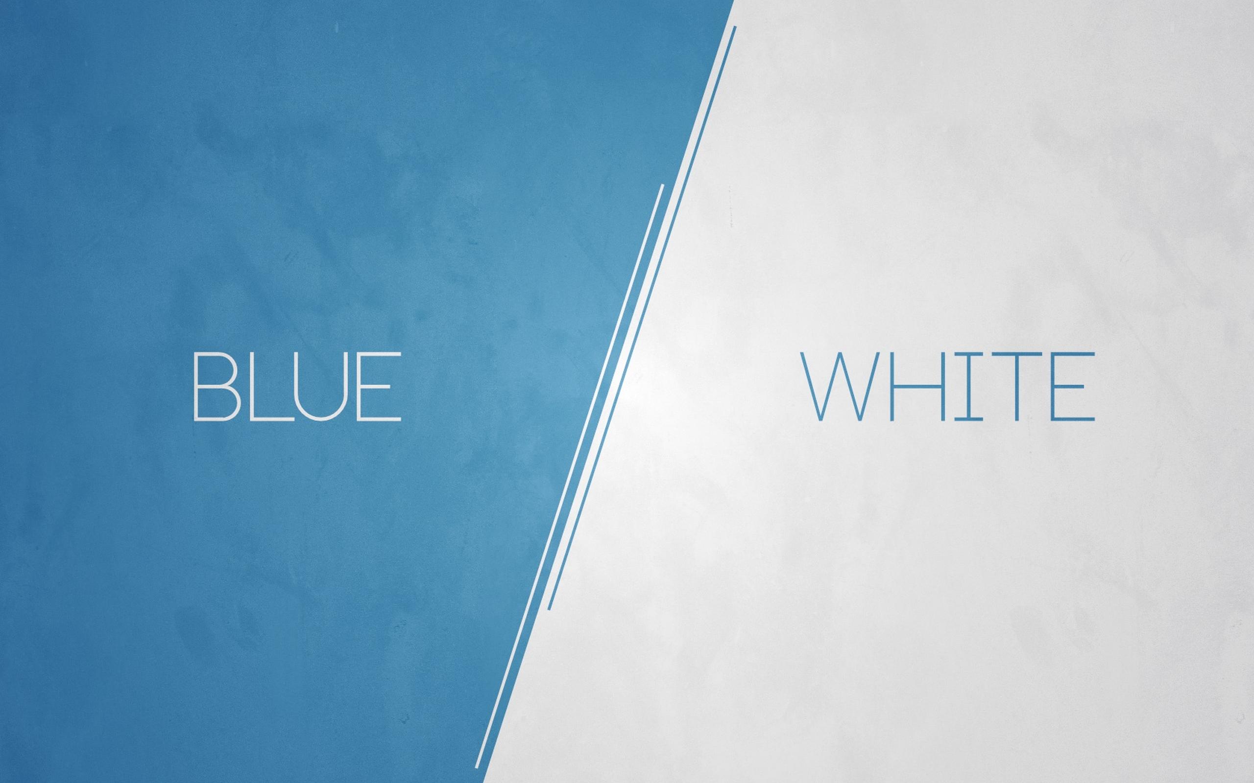 Blue N White Fondo De Pantalla Hd Fondo De Escritorio