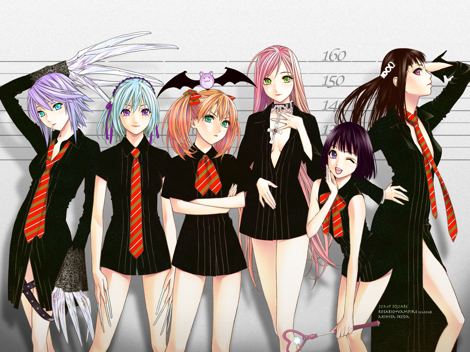 Rosario + Vampire Wallpaper and Background Image ...