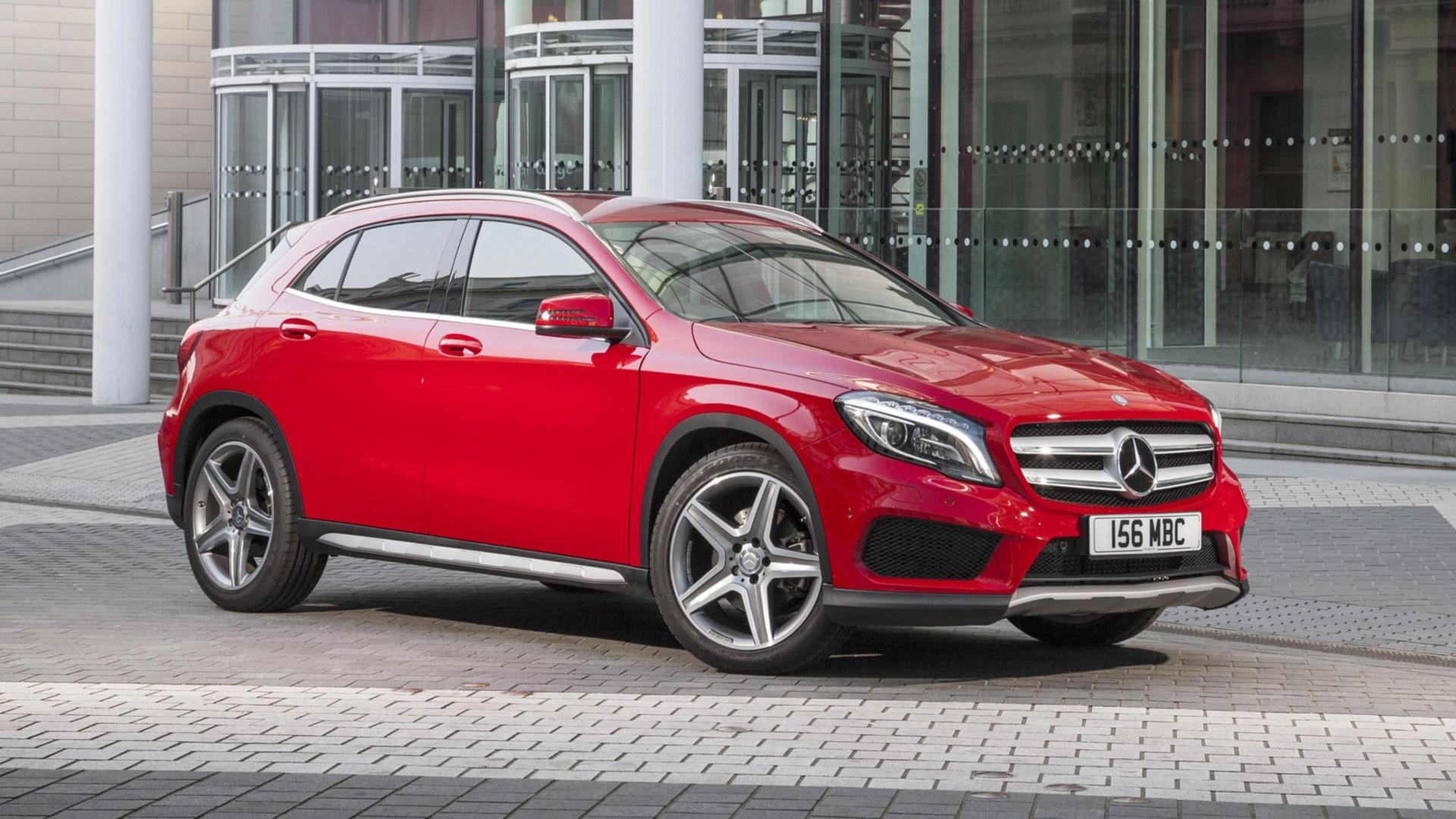 Mercedes-Benz GLA-Class HD Wallpaper | Background Image ...