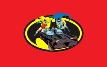 Comics - Batman & Robin Wallpapers and Backgrounds ID : 498527