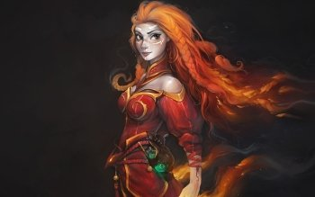 Computerspel - DotA 2 Wallpapers and Backgrounds ID : 498687