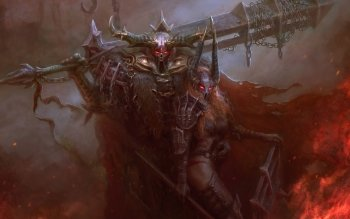 Dark - Warrior Wallpapers and Backgrounds ID : 498914