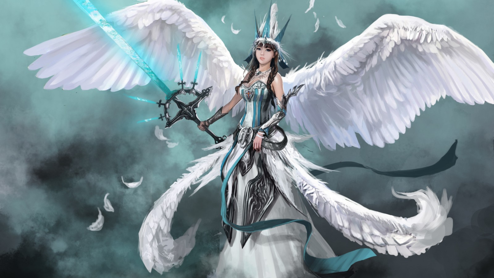 other wallpaper angel warrior - photo #35