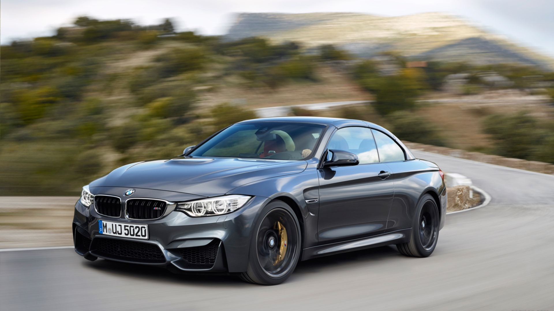 2015 Bmw M4 Cabrio Full Hd Fond D 233 Cran And Arri 232 Re Plan