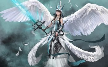 Fantasy - Angel Warrior Wallpapers and Backgrounds ID : 499092
