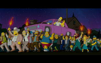 18 The Simpsons Movie Hd Wallpapers Background Images Wallpaper Abyss