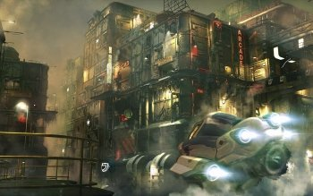 Sciencefiction - Stad Wallpapers and Backgrounds ID : 499360