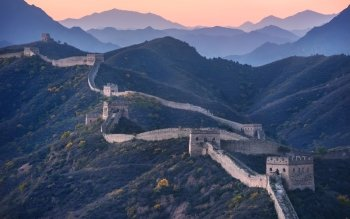 Man Made - Great Wall Of China Wallpapers and Backgrounds ID : 499685