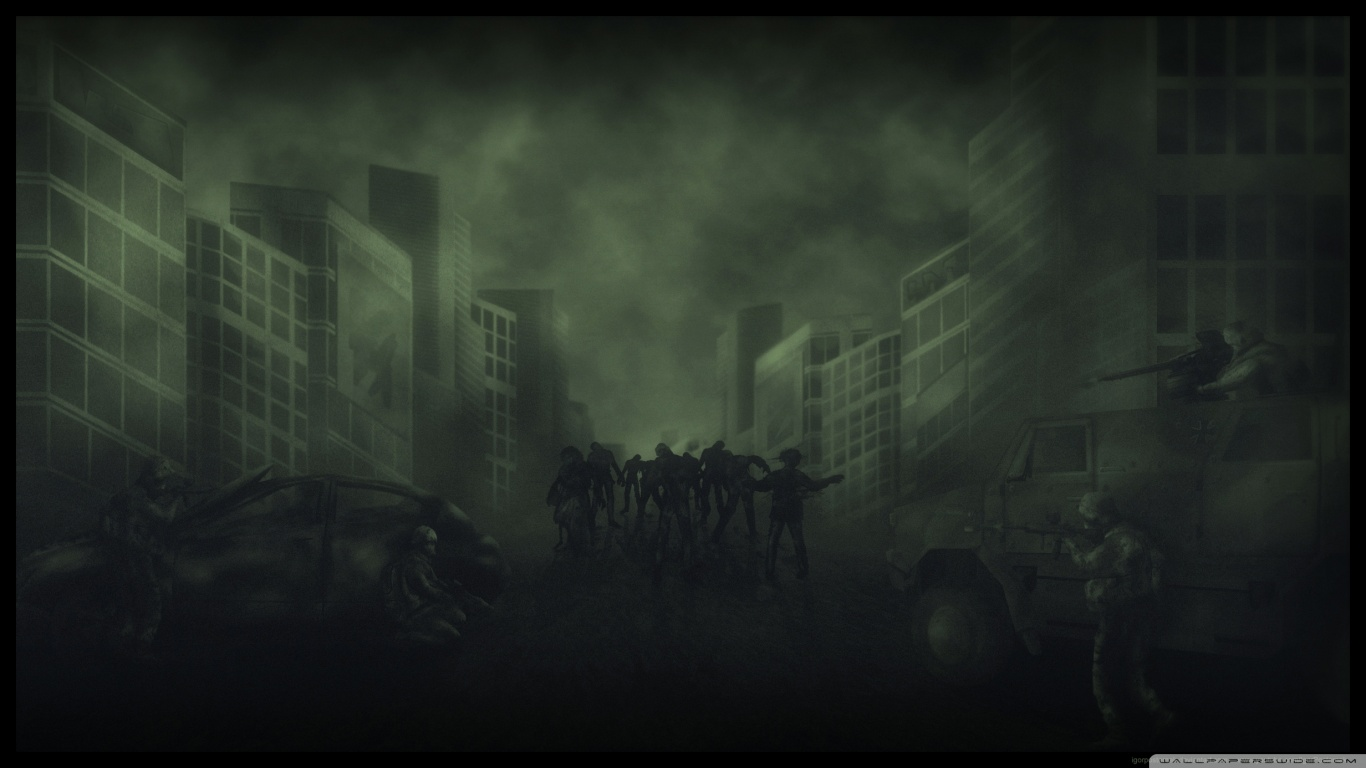 free hd wallpapers zombie - photo #35