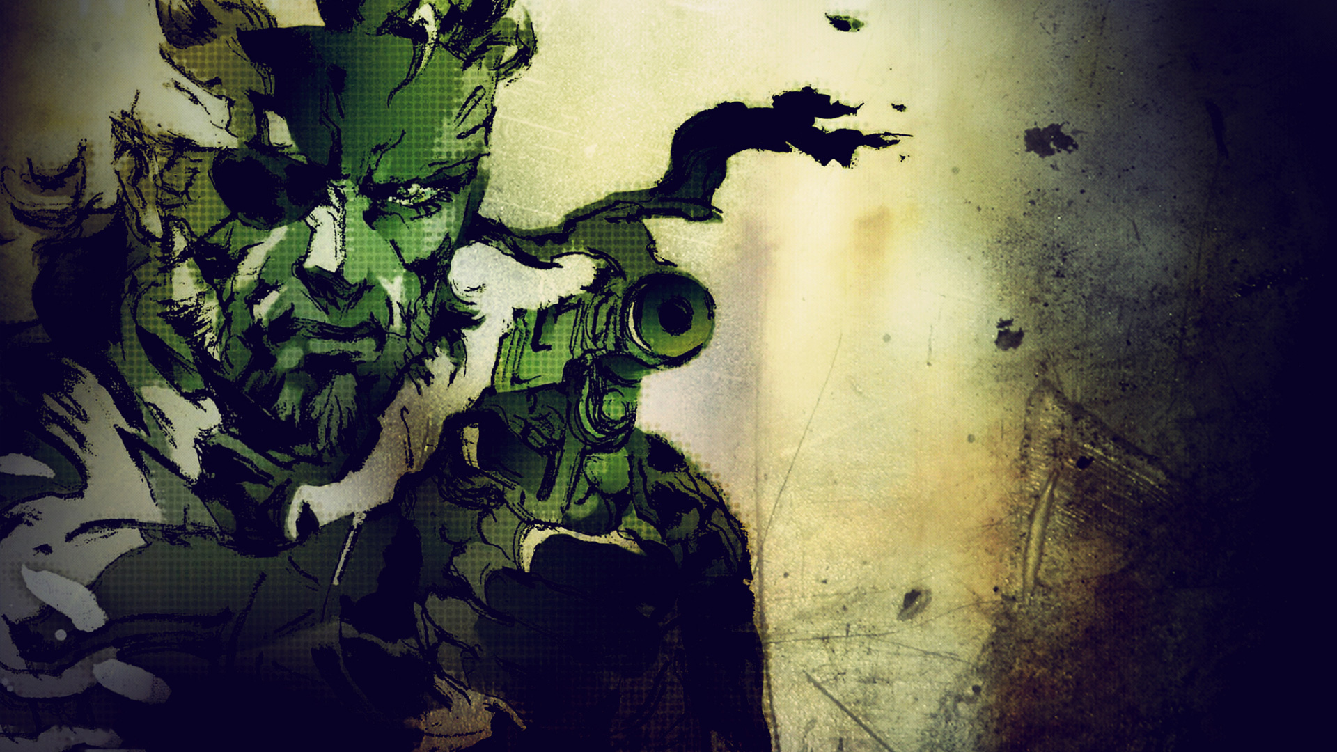 Metal Gear Solid - Snake Full HD Wallpaper and Background ...