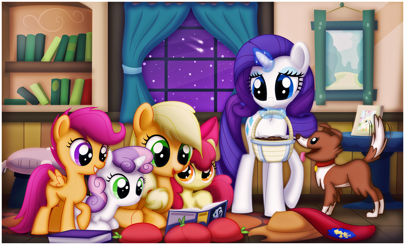 My Little Pony Friendship Is Magic Wallpaper And Background Image