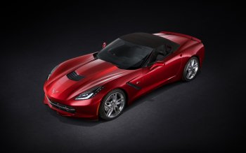 Voertuigen - Chevrolet Corvette Wallpapers and Backgrounds ID : 500058