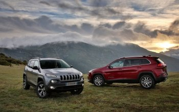 Vehicles - 2014 Jeep Cherokee Wallpapers and Backgrounds ID : 500173