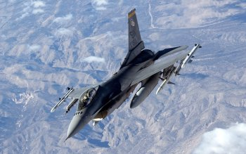 Military - General Dynamics F-16 Fighting Falcon Wallpapers and Backgrounds ID : 500419