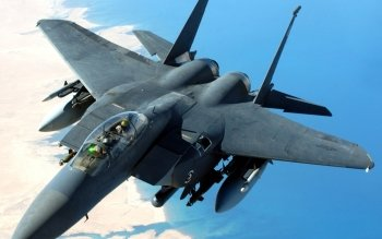 Military - McDonnell Douglas F-15 Eagle Wallpapers and Backgrounds ID : 500424