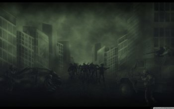 Dark - Zombie Wallpapers and Backgrounds ID : 500427